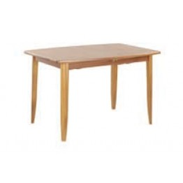 2154 Nathan Shades Small Boat Shaped Dining Table on Legs