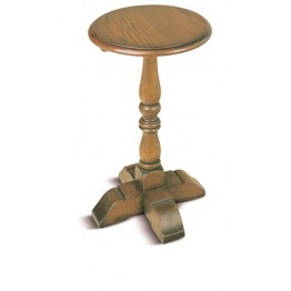 2217 Wood Bros Old Charm Wine Table