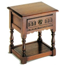 2325 Wood Bros Old Charm Lamp Table