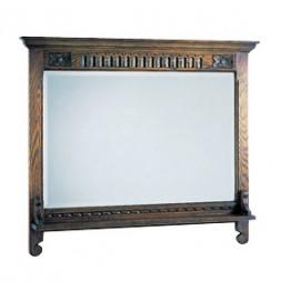 2372 Wood Bros Old Charm Wall Mirror