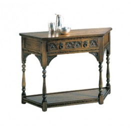 2379 Wood Bros Old Charm Console Table