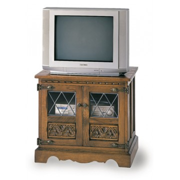 2440 Wood Bros Old Charm Video Cabinet