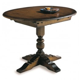 2472 Wood Bros Old Charm Aldeburgh Oval Table