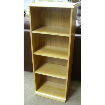 253 Sutcliffe Trafalgar Medium Open Shelf Storage with 3 adjustable shelves