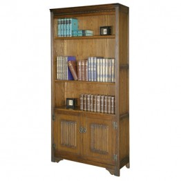2665 Wood Bros Old Charm Bookcase WDB