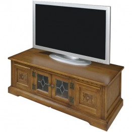 2755 Wood Bros Old Charm TV Video DVD Unit