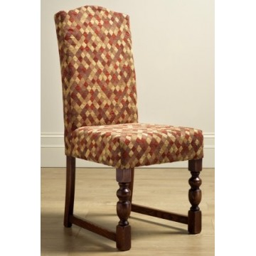 2802 Wood Bros Old Charm Lambourn Dining Chair