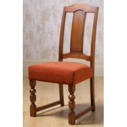 2822 Wood Bros Old Charm Dining Chair