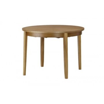 2904 Nathan Shades Sunburst Round Dining Table - NSD-2904-TK