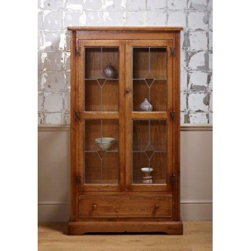 2999 Wood Bros Old Charm Display Cabinet