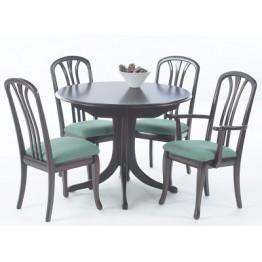 3239 Sutcliffe Hampton Mahogany Dining Table