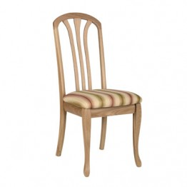 Sutcliffe Harewood 3511 Slatted Back Rounded Top Dining Chair