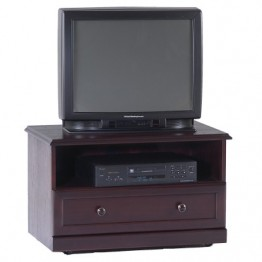 3834 Sutcliffe Hampton Mahogany 1 Drawer TV / Video Unit