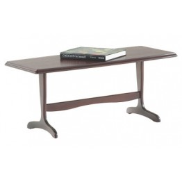 3918 Sutcliffe Hampton Mahogany Coffee Table