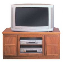 5254 Nathan Classic Corner TV Unit in Teak