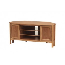 5874 Nathan Shades Shaped Corner TV Unit