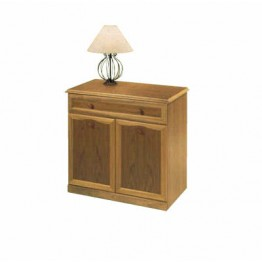 833B Sutcliffe Base Unit - 2 Door Sideboard