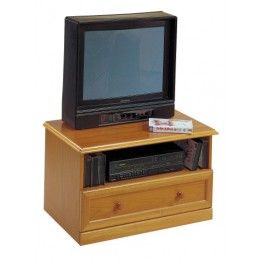 834 Sutcliffe 1 Drawer TV/Video Unit STR-834-TK