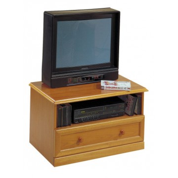 834 Sutcliffe 1 Drawer TV/Video Unit STR-834-TK