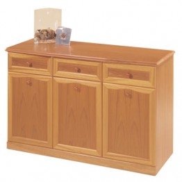 850B Sutcliffe Canted Sideboard