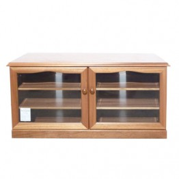 942 Two Door Widescreen TV Unit by Sutcliffe