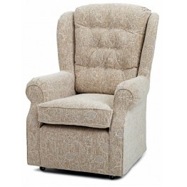 Burford Fully Upholstered Chair - Relax Seating - High Seat