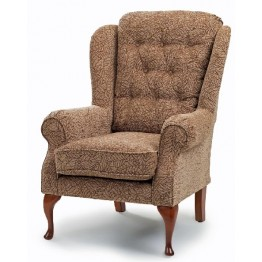 Burford Queen Anne Chair - High Seat - Small - Relax Seating