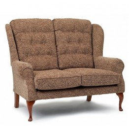 Burford Queen Anne 2 Seater- High Seat - Relax Seating