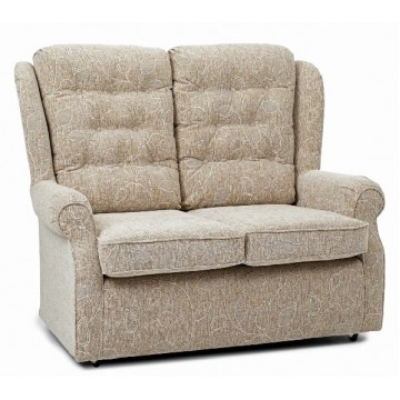 Burford Fully Upholstered 2 Seater Sofa - Relax Seating - High Seat