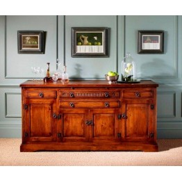 2826 Wood Bros Old Charm Buckingham Sideboard