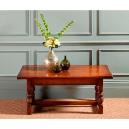2842 Wood Bros Old Charm Buckingham Coffee Table