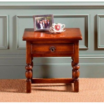 2843 Wood Bros Buckingham Old Charm Lamp Table