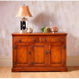 2845 Wood Bros Old Charm Buckingham Three Door Sideboard
