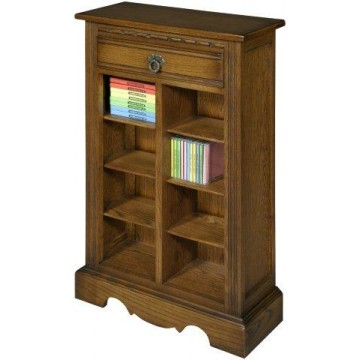 2799 Wood Bros Old Charm DVD/CD Storage Unit