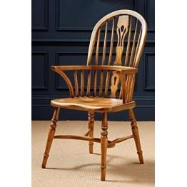 2903 Wood Bros Old Charm Windsor Armchair