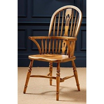 2903 Wood Bros Old Charm Windsor Armchair