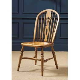 2950 Wood Bros Old Charm Windsor Dining Chair