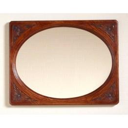 2990 Wood Bros Old Charm Wall Mirror