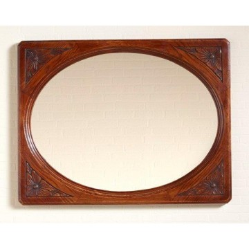 2990 Wood Bros Old Charm Wall Mirror