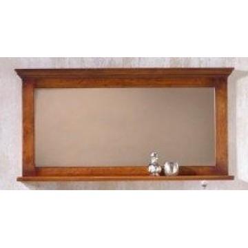 2844 Wood Bros Old Charm Buckingham Large Mirror