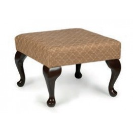 Queen Anne Footstool - Relax Seating