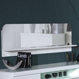 Sciae Furniture Floyd Mirror - 36 White - No 23 Mirror