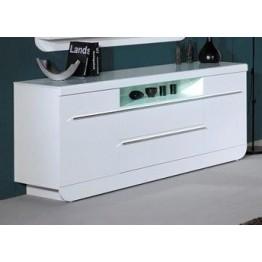Sciae Furniture Floyd Sideboard - 36 White - No 14 Sideboard 2 doors and 2 drawers