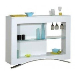 Sciae Furniture Smooth Bar - 36 White - No 16 Bar