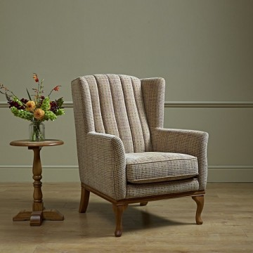 Old Charm Blakeney Armchair - BLK140
