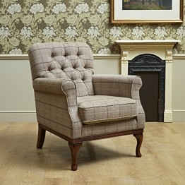 Old Charm Burnham Armchair - BRN140