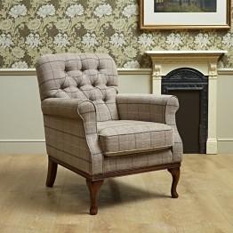 Old Charm Burnham Armchair - BRN1400