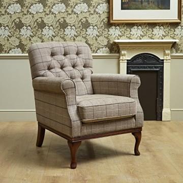 Old Charm Burnham Armchair - BRN140