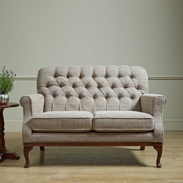 Old Charm Burnham Compact Sofa A Fabric BRN200