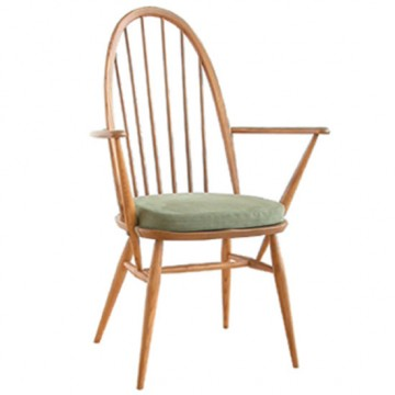 Ercol 1875A Quaker Arm Chair - SEE OUR DINING SET DEALS UNTIL 1ST MARCH 2020